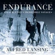 Endurance - Shackleton's Incredible Voyage Audiolibro by Alfred Lansing