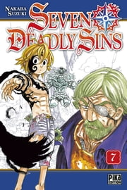 Seven Deadly Sins T07 ebook by Nakaba Suzuki