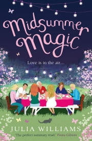 Midsummer Magic ebook by Julia Williams