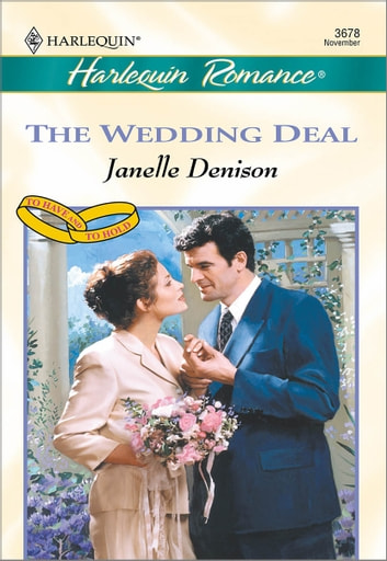 The Wedding Deal ebook by Janelle Denison