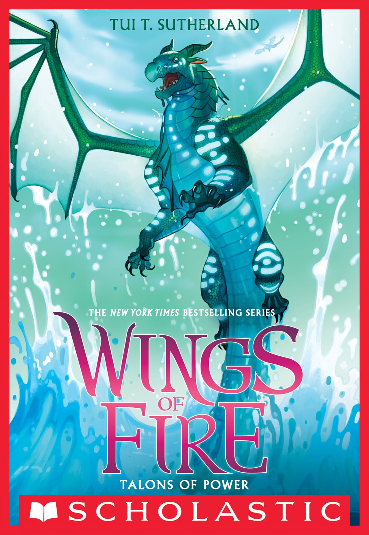 Talons Of Power (wings Of Fire, Book 9) Ebook By Tui T