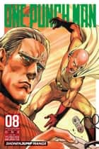 One-Punch Man, Vol. 8 eBook by Yusuke Murata, ONE