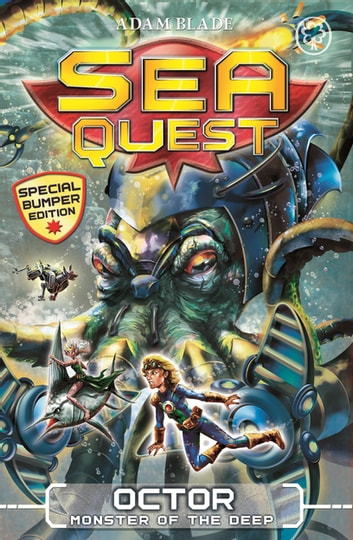 Octor, Monster of the Deep - Special 4 ebook by Adam Blade