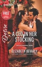 A CEO in Her Stocking - Reclaimed by the Rancher ebook by Elizabeth Bevarly, Janice Maynard