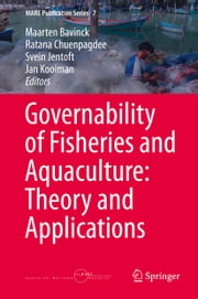 Governability of Fisheries and Aquaculture: Theory and Applications ebook by