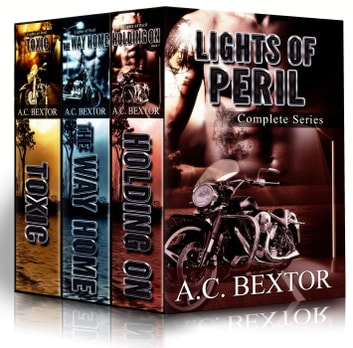 Lights of Peril Box Set (Books 1-3) - Lights of Peril ebook by AC Bextor
