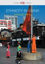 Ethnicity in China: A Critical Introduction ebook by Xiaowei Zang