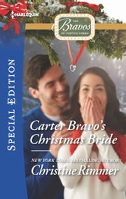Carter Bravo's Christmas Bride ebook by Christine Rimmer