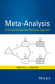Meta-Analysis - A Structural Equation Modeling Approach ebook by Mike W.-L. Cheung