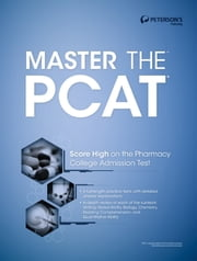 Master the PCAT ebook by Peterson's