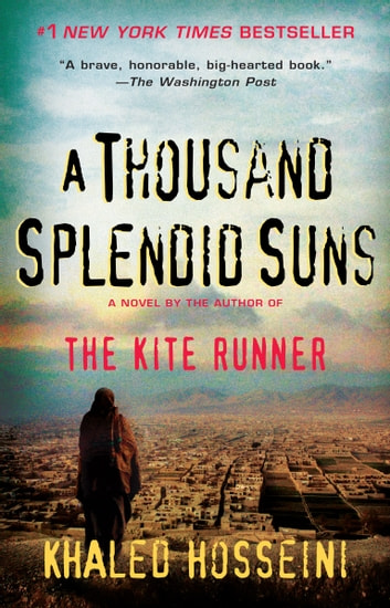 A Thousand Splendid Suns e-kirjat by Khaled Hosseini