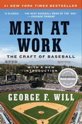 Men at Work - The Craft of Baseball ebook by George F. Will