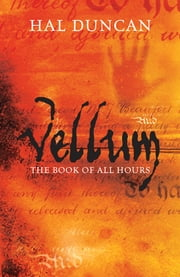 Vellum ebook by Hal Duncan
