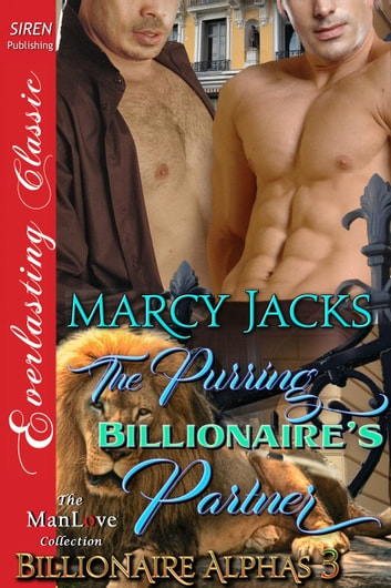 The Purring Billionaire's Partner ebook by Marcy Jacks