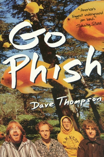 Go Phish ebook by Dave Thompson