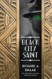 Black City Saint ebook by richard a. Knaak