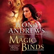 Magic Binds audiobook by Ilona Andrews