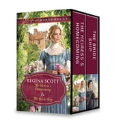 The Heiress's Homecoming & The Bride Ship - An Anthology ebook by Regina Scott