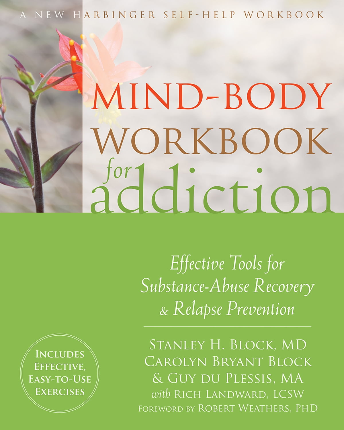 Workbooks codependents anonymous workbook : Mind-Body Workbook for Addiction eBook by Stanley H. Block, MD ...