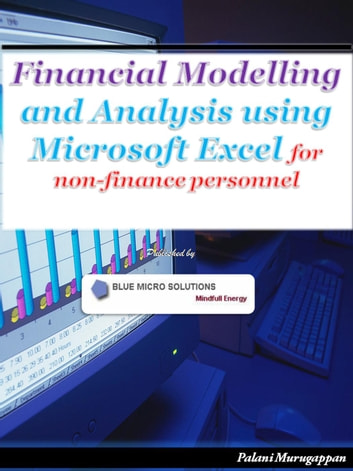 Financial Modelling and Analysis using Microsoft Excel for non -finance personnel ebook by Palani Murugappan