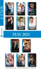 Pack mensuel Azur : 11 romans + 1 gratuit (Mai 2021) ebook by Collectif