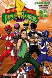 Mighty Morphin Power Rangers #2: Going Green ebook by Stefan Petrucha,PH Marcondes
