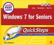 Windows 7 for Seniors QuickSteps ebook by Marty Matthews