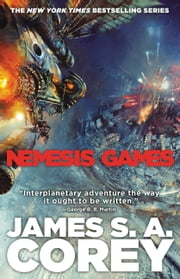 Nemesis Games ebook by James S.A. Corey