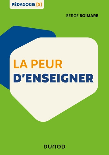 La peur d'enseigner ebook by Serge Boimare