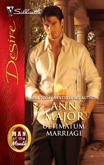 Ultimatum: Marriage ebook by Ann Major