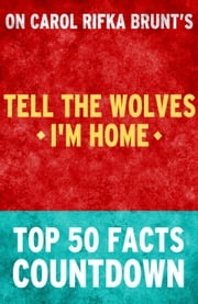 Tell the Wolves I'm Home - Top 50 Facts Countdown ebook by TOP 50 FACTS