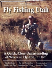 Fly Fishing Utah - A Quick, Clear Understanding of Where to Fly Fish in Utah ebook by Steve Schmidt