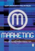Marketing eBook by Paul Reynolds, Geoff Lancaste