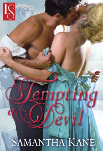 Tempting a Devil ebook by Samantha Kane