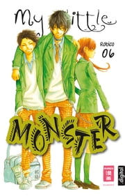 My little Monster 06 ebook by Robico