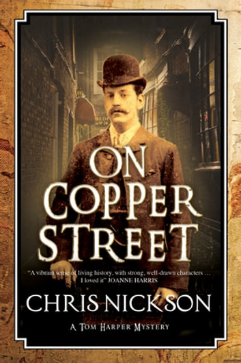 On Copper Street - A Victorian police procedural ebook by Chris Nickson