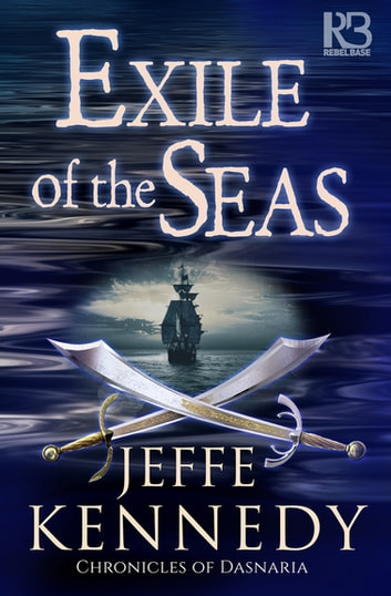 Exile of the Seas ebook by Jeffe Kennedy
