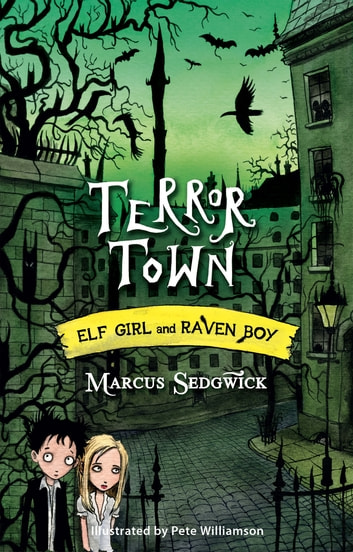 Terror Town - Book 5 ebook by Marcus Sedgwick