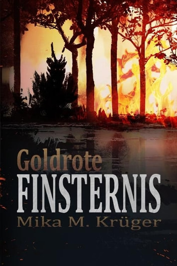 Goldrote Finsternis eBook by Mika Krüger