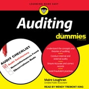 Auditing for Dummies audiobook by Marie Loughran