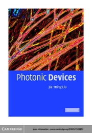 Photonic Devices ebook by Liu, Jia-ming
