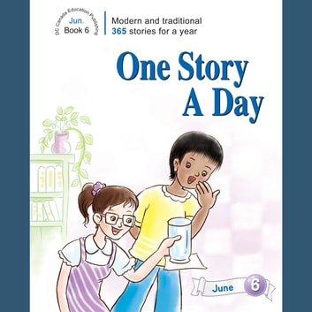 One Story A Day Book 6 audiobook by Leonard Judge,Scott Paterson