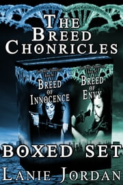 The Breed Chronicles Boxed Set (Books 01 & 02) ebook by Lanie Jordan