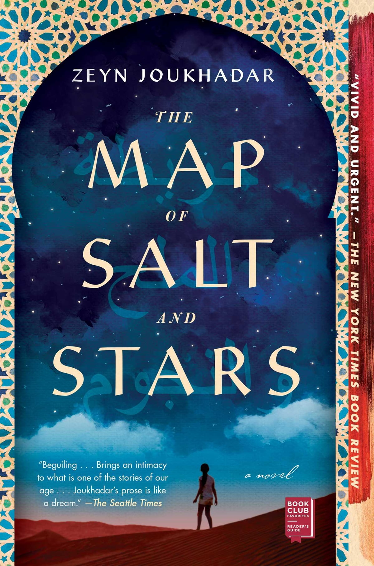 The Map of Salt and Stars eBook by Zeyn Joukhadar - 9781501169106 ...