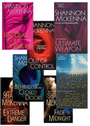 Shannon McKenna's McCloud Brothers Bundle ebook by Shannon McKenna