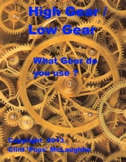High Gear / Low Gear ebook by Clint McLaughlin