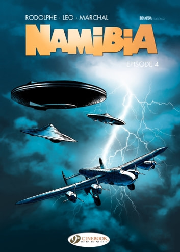 Namibia - Episode 4 ebook by Leo,Rodolphe,Bertrand Marchal