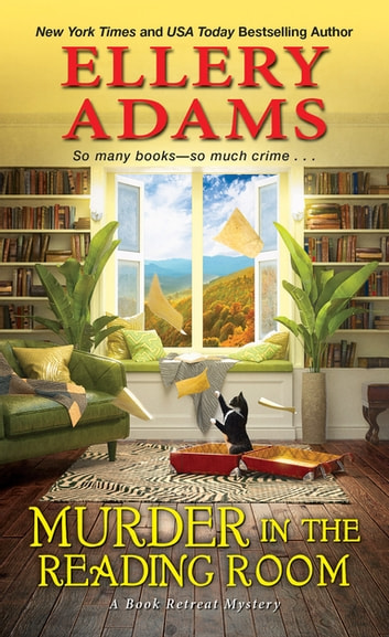 Murder in the Reading Room eBook by Ellery Adams