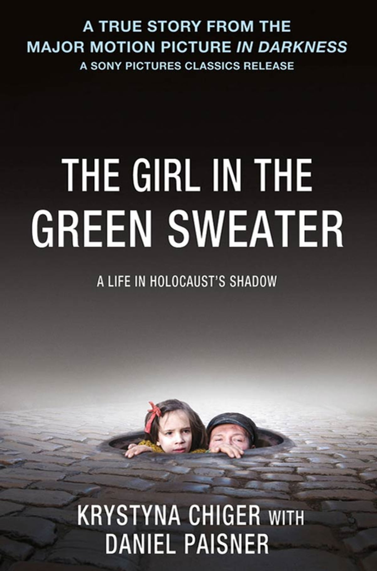 the girl in the green sweater