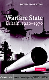 Warfare State ebook by Edgerton, David